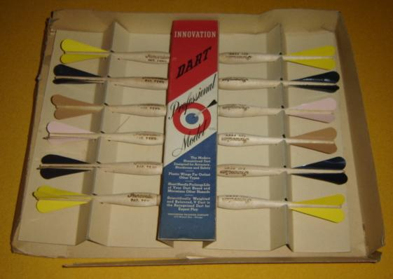 Innovation Darts in Package