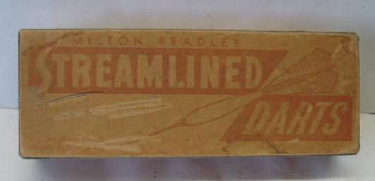 Milton Bradley Darts