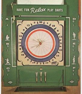 Relax, Have Fun, Play Darts!